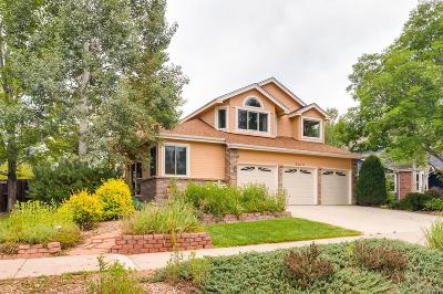 Boulder Single Family Home Under Contract: 7315 Buckingham Road