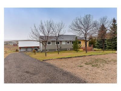 Berthoud Single Family Home Active: 5317 Gary Drive