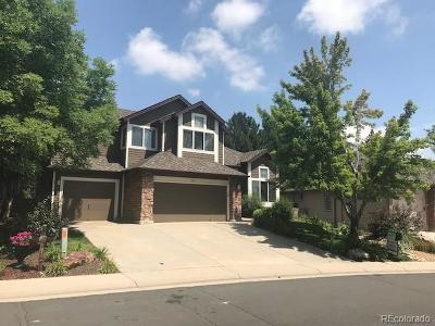 Broomfield County Single Family Home Active: 285 Peregrine Circle