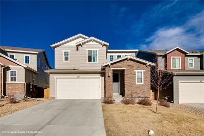Castle Rock Single Family Home Active: 2103 Trail Stone Court