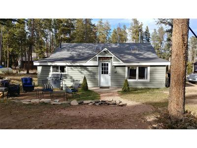 Conifer, Evergreen Single Family Home Under Contract: 10887 Goodheart Avenue
