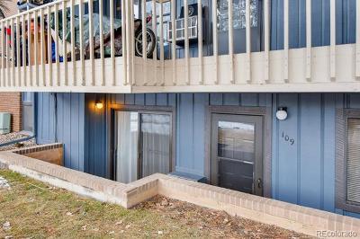Boulder Condo/Townhouse Active: 2800 Kalmia Avenue #A109