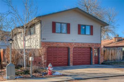 Longmont Single Family Home Active: 1813 Lincoln Drive