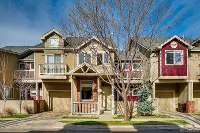 Longmont Condo/Townhouse Under Contract: 818 South Terry Street #95