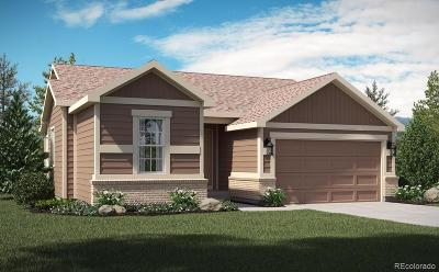Monument Single Family Home Under Contract: 17745 Leisure Lake Drive