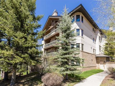 Steamboat Springs Condo/Townhouse Under Contract: 2340 Apres Ski Way #311
