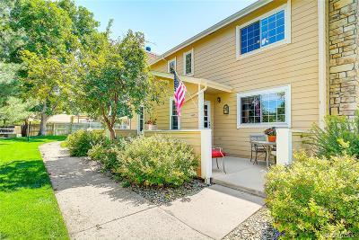Arvada Condo/Townhouse Under Contract: 8448 Everett Way #C