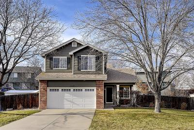 Broomfield Single Family Home Under Contract: 12445 Vrain Circle