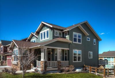 Castle Rock Single Family Home Active: 2788 Dreamcatcher Loop