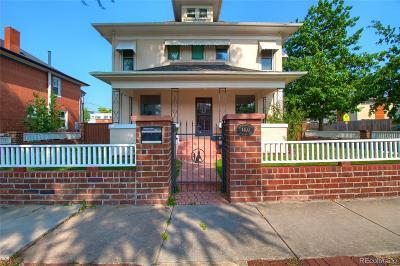 Denver Single Family Home Under Contract: 4400 Winona Court