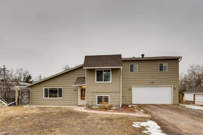 Lakewood CO Single Family Home Active: $420,000