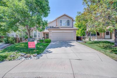Thornton Single Family Home Under Contract: 11715 Forest Court