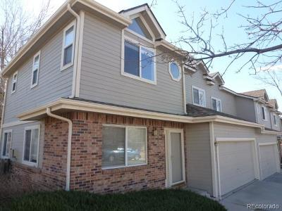 Cotton Creek Condo/Townhouse Under Contract: 4160 West 111th Circle