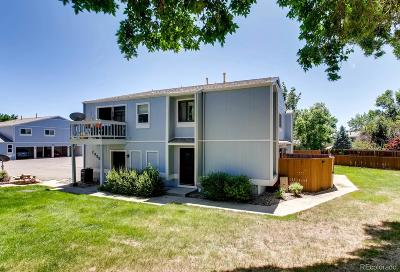 Arvada Condo/Townhouse Under Contract: 7955 Chase Circle #187