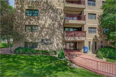 Englewood Condo/Townhouse Active: 3675 South Cherokee Street #102A