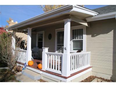 Denver CO Single Family Home Active: $317,000