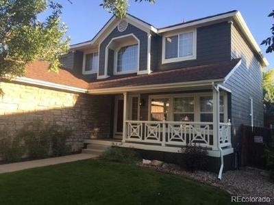 Thornton Single Family Home Active: 13188 Clermont Court