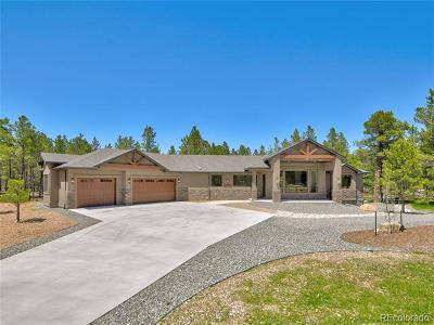 Colorado Springs Single Family Home Active: 11730 Bison Meadows Court