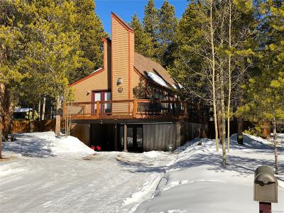 Leadville Single Family Home Under Contract: 1820 Prospector Drive