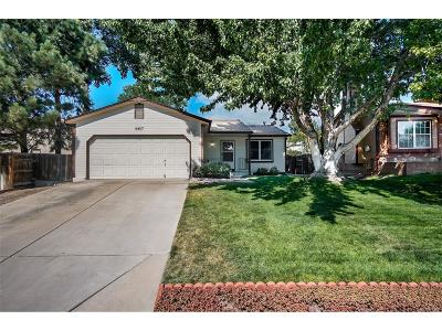 Parker Single Family Home Under Contract: 8407 Wild Alfalfa Place