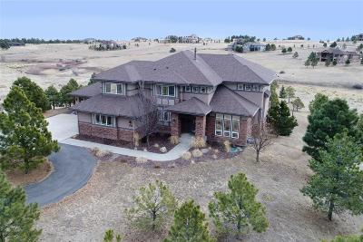 Parker CO Single Family Home Active: $849,000