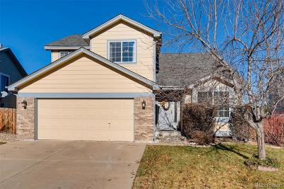 Centennial Single Family Home Active: 21851 East Berry Lane