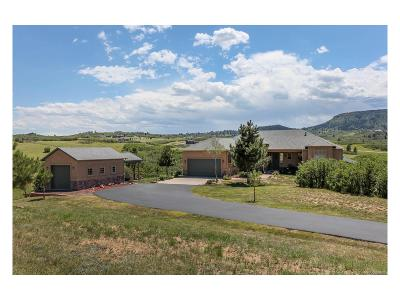Single Family Home Sold: 3464 Castle Butte Drive