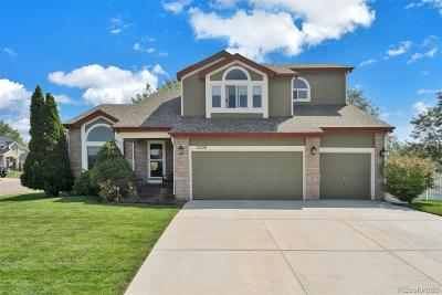 Littleton Single Family Home Active: 11208 West Dumbarton Drive