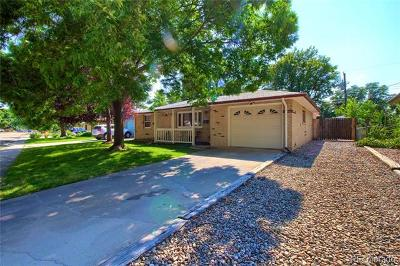 Longmont Single Family Home Under Contract: 1215 Grant Street