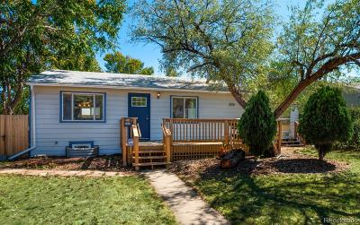 Englewood Single Family Home Active: 3706 South Hazel Court