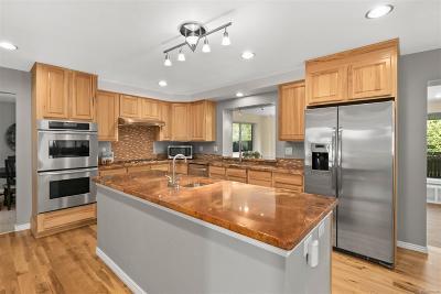 Littleton Single Family Home Active: 8440 West Fairview Avenue