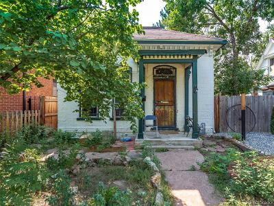 Single Family Home Under Contract: 3148 Champa Street