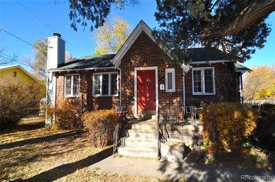 Wheat Ridge Single Family Home Active: 5667 West 38th Avenue