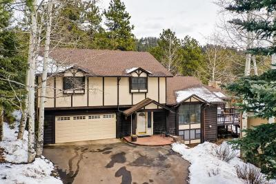 Evergreen Single Family Home Under Contract: 28839 Cedar Circle