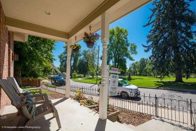 Denver Single Family Home Active: 3057 West Highland Park Place