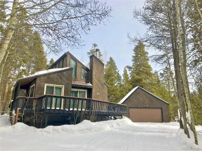Leadville Single Family Home Active: 1625 Hummer Court