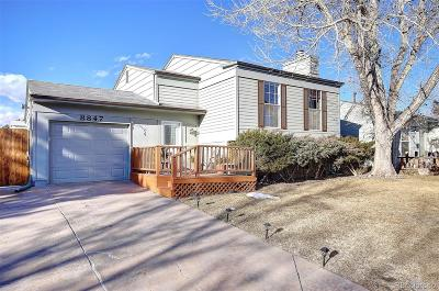 Parker Single Family Home Active: 8847 Prickly Pear Circle