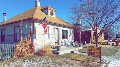 Weld County Single Family Home Active: 117 Florence Avenue