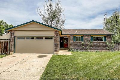 Arvada Single Family Home Active: 7570 Deframe Street