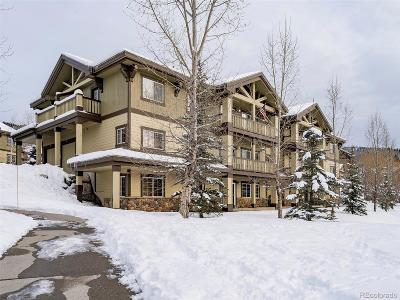 Steamboat Springs Condo/Townhouse Active: 3310 Columbine Drive #1408