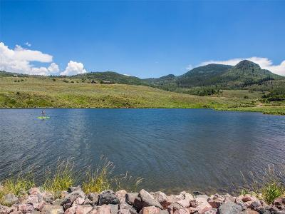 Oak Creek, Phippsburg, Yampa, Toponas Residential Lots & Land Active: 30025 Bannock Trail