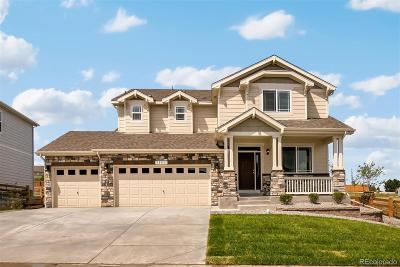 Parker Single Family Home Active: 12113 Pine Post Drive