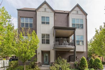 Lakewood Condo/Townhouse Active: 435 South Reed Street