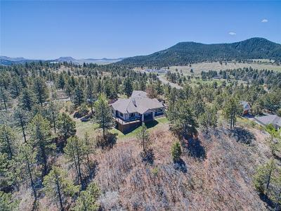 Larkspur CO Single Family Home Under Contract: $835,000