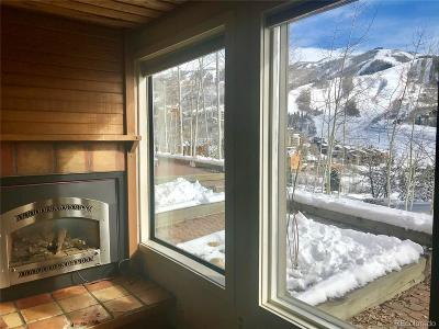 Steamboat Springs Condo/Townhouse Active: 1800 Burgess Creek Road #101