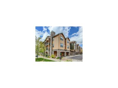 Englewood Condo/Townhouse Active: 8489 Canyon Rim Circle #202
