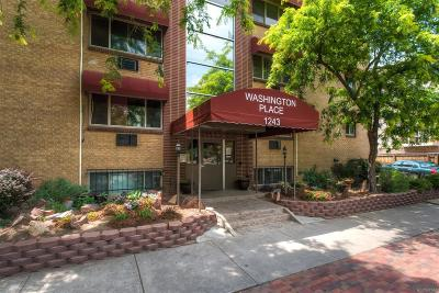 Cap Hill/Uptown, Capital Hill, Capitol Hill Condo/Townhouse Active: 1243 Washington Street #407