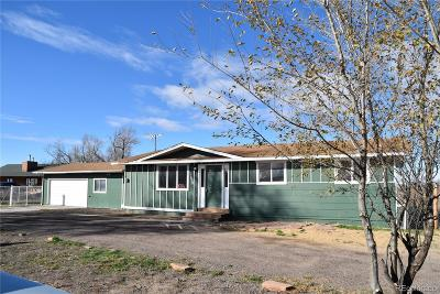Fort Lupton Single Family Home Active: 12679 County Road 8 1/2