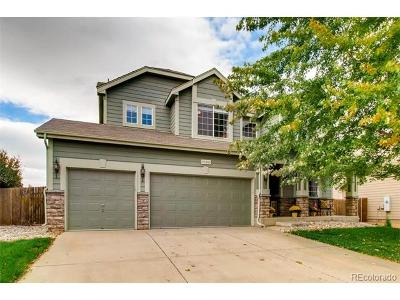 Firestone Single Family Home Under Contract: 10389 Booth Drive
