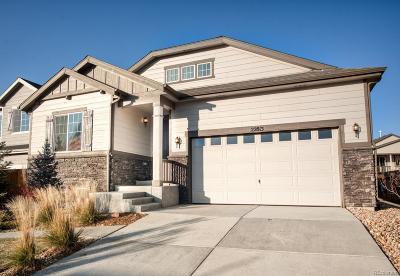 Aurora Single Family Home Active: 22813 East Layton Avenue